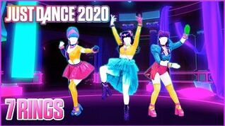 7 rings - Just Dance 2020 Full Gameplay 5 Stars