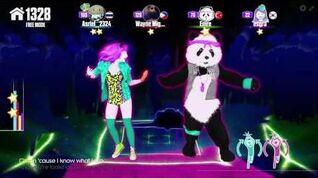 C'Mon Just Dance Now
