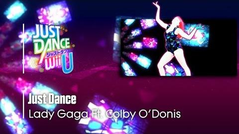 Just Dance - Lady Gaga Ft
