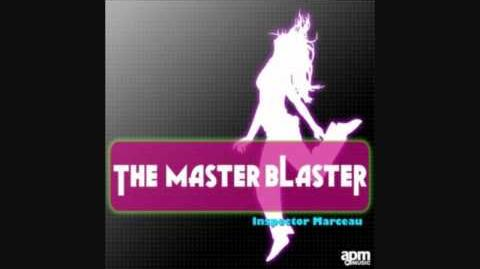 """Just Dance 3- """"The Master Blaster"""" by Inspector Marceau"""