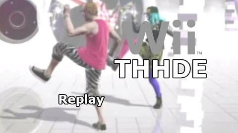 The Hip Hop Dance Experience - Replay - Gameplay (Wii)