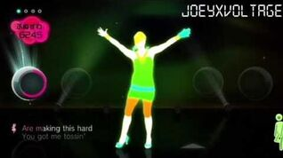 "Just Dance Wii ""S.O"