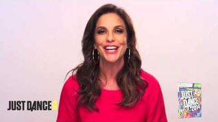 Recado da Ivete Sangalo - Just Dance 2014