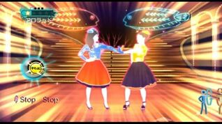 Samishii Nettaigyo Just Dance Wii 2