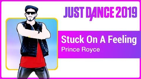 Stuck On A Feeling - Just Dance 2019