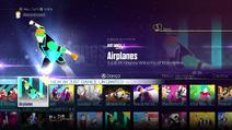 Airplanes jd2016 menu