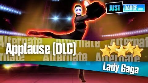 Applause - Alternate Just Dance 2014