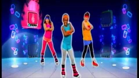 Just Dance Kids I Like To Dance by Yo Gabba Gabba!