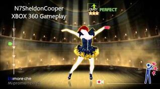 Cercavo Amore - Just Dance 4