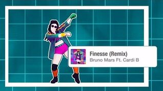 Finesse (Extreme Version) - Just Dance 2019 - 5 Stars
