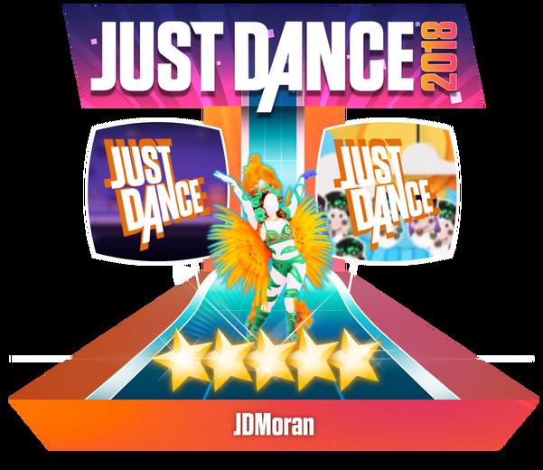 JDMoran 18 sticker