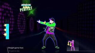 Just Dance 2018 Good Feeling megastar