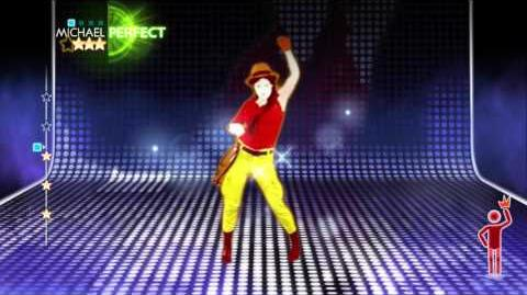 Just Dance 4 We No Speak Americano Party Master Mode 5 stars wii u