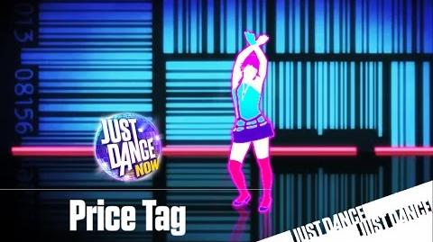 Just Dance Now - Price Tag