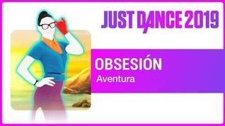 Obsesión - Just Dance 2019