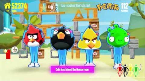 Angry Birds - Balkan Blast Remix - Just Dance Now