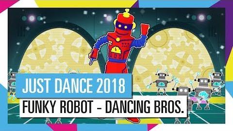 Funky Robot - Gameplay Teaser (UK)