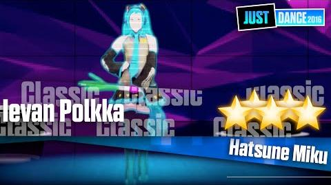 Ievan Polkka - Just Dance 2016