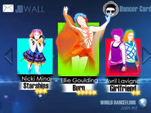 Just Dance 2015 Inspired Fanmade by AmericanRain089