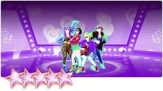 Just Dance 2019 Mi Mi Mi (Alternate) - MEGASTAR (PS4 gameplay)