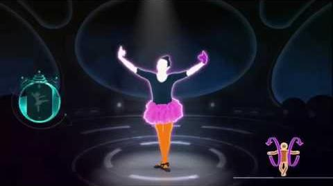 Just Dance Machine - Dubstep Ballerina