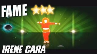 Fame In The Style of Irene Cara Just Dance Greatest Hits