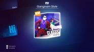 GangnamStyleDLC jd2014 routinemenu