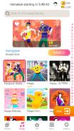 Hangover jdnow menu phone 2020