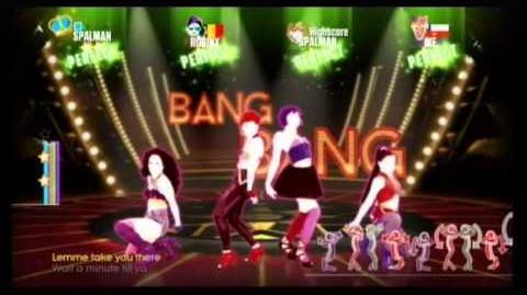 Just Dance 2015 Bang Bang 5 Stars