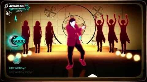 Just Dance 3 Forget You, Cee Lo Green (Solo) 5*