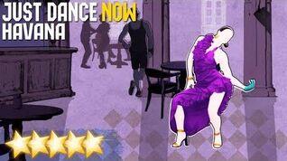 Just Dance Now - Havana 5 stars