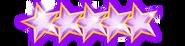 Stars x5 megastar