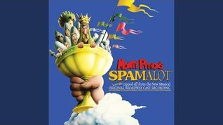 "Always Look On The Bright Side Of Life (Original Broadway Cast Recording ""Spamalot"")"