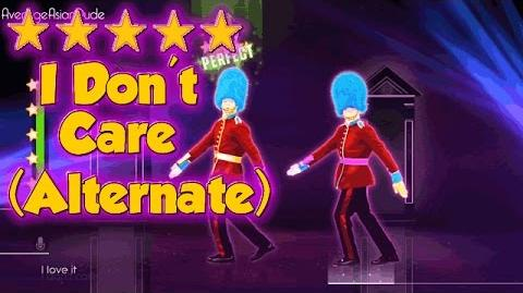 Just Dance 2015 - I Love It (Guard Dance) - Alternative Mode Choreography - 5* Stars