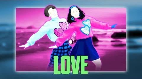 Love by The Little Tigers 5* Stars Just Dance Vitality School