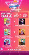 Season 3 gala promo instagram