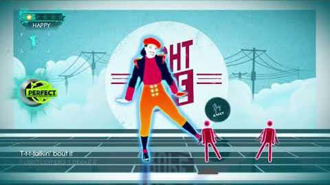 Tightrope - Just Dance 3 (Xbox 360 graphics)