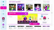 Gangnamstyledlc jd2019 menu