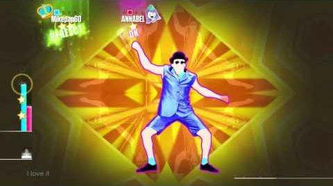 I Love It (Mashup) - Just Dance 2015