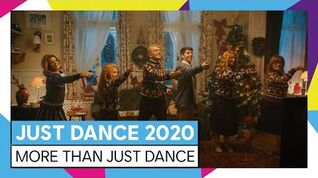 "JUST DANCE 2020 – ""MORE THAN JUST DANCE"" launch trailer"