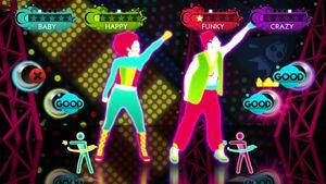 Just Dance 3 Screenshot NoLimit Wii 01