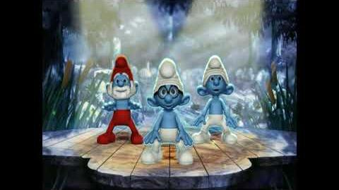 Very Blue Moon - The Smurfs Dance Party (No GUI)