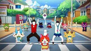 Yō-kai Taisō Dai-ichi - Yo-kai Watch Dance Just Dance Special Edition (No GUI)