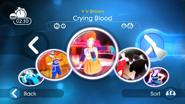 Cryingblood jdsp menu