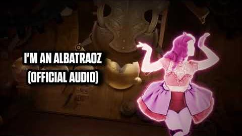 I'm An Albatraoz (Official Audio) - Just Dance Music