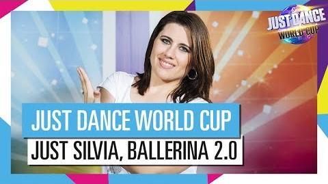 JUST SILVIA, BALLERINA 2