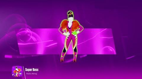 Super Bass - Just Dance 2018