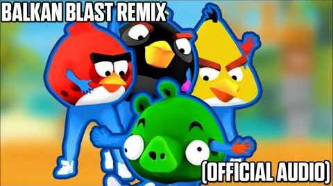 Balkan Blast Remix (Official Audio) - Just Dance Music