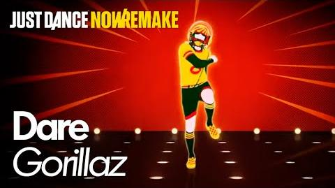 Dare - Gorillaz Just Dance Now (Remake)