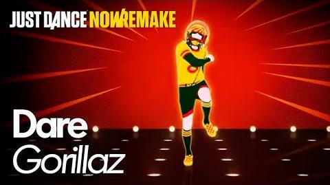 Dare - Gorillaz Just Dance Now (Remake)